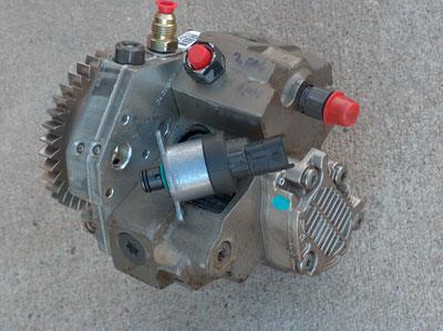 Bosch CP3 high pressure pump.