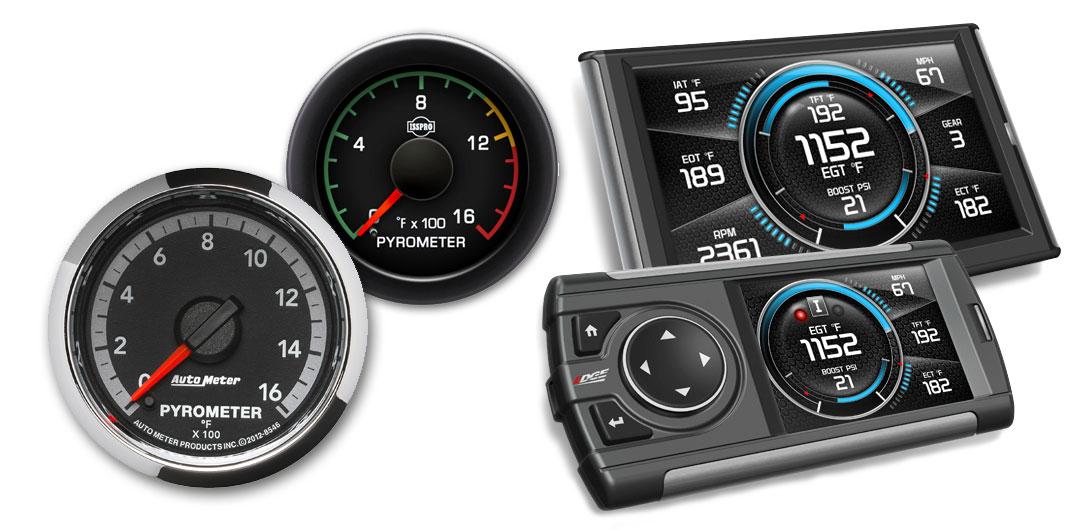 Best Dodge Ram EGT Gauge?