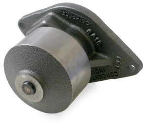 The Cummins brand 3286278 water pump for '89-'98, 12V Dodge Cummins trucks.