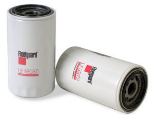 LF16035 Stratapore and LF3972 Standard oil filter.