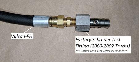 Fuel Pressure Adapter Kit