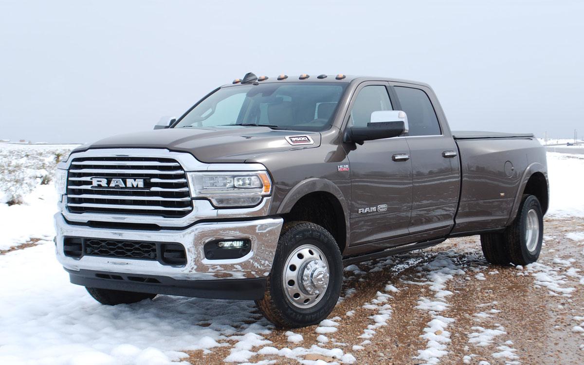 2019 Ram Heavy Duty Truck