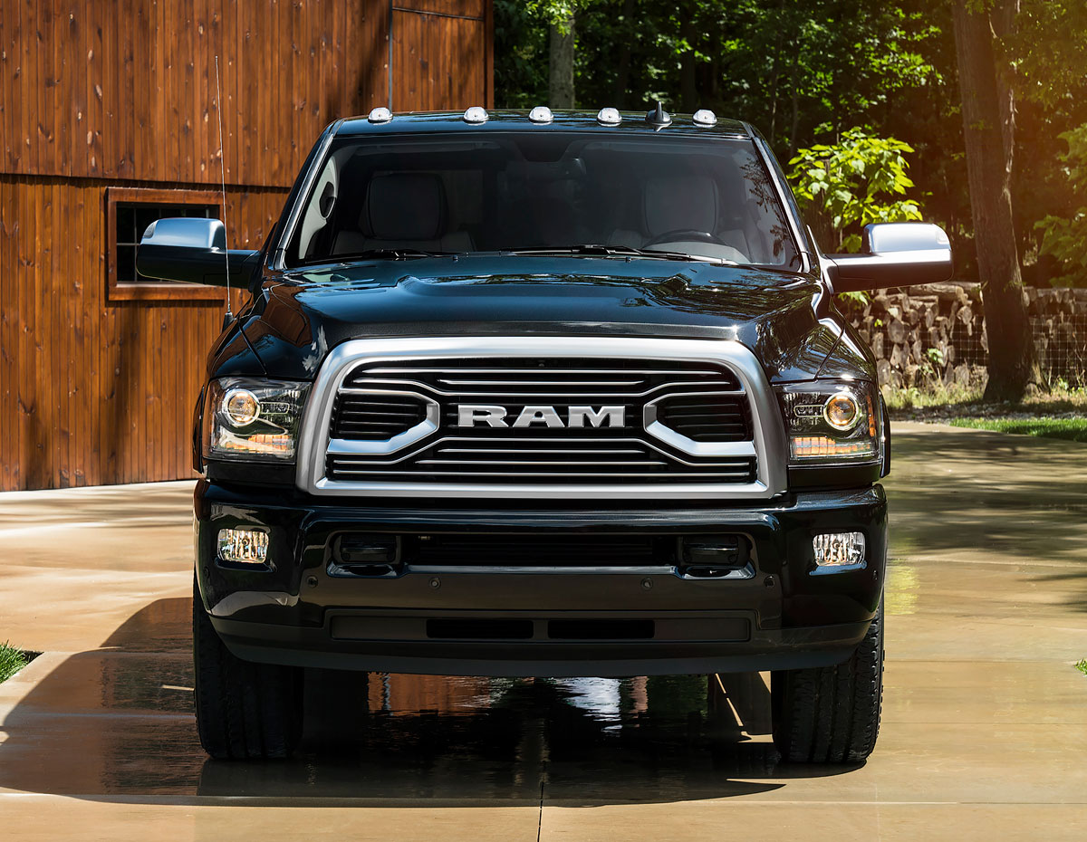 Ram 2018 Grille