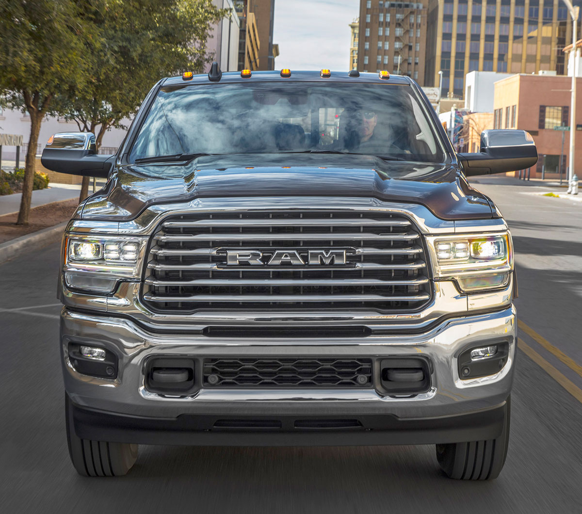Ram 2019 Grille