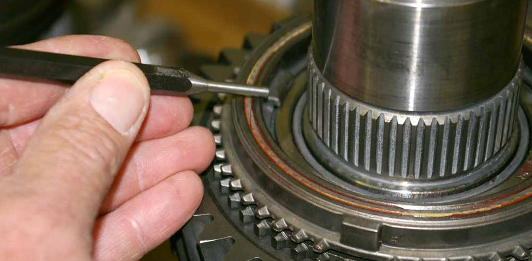 Rebuilding the NV5600 Transmission